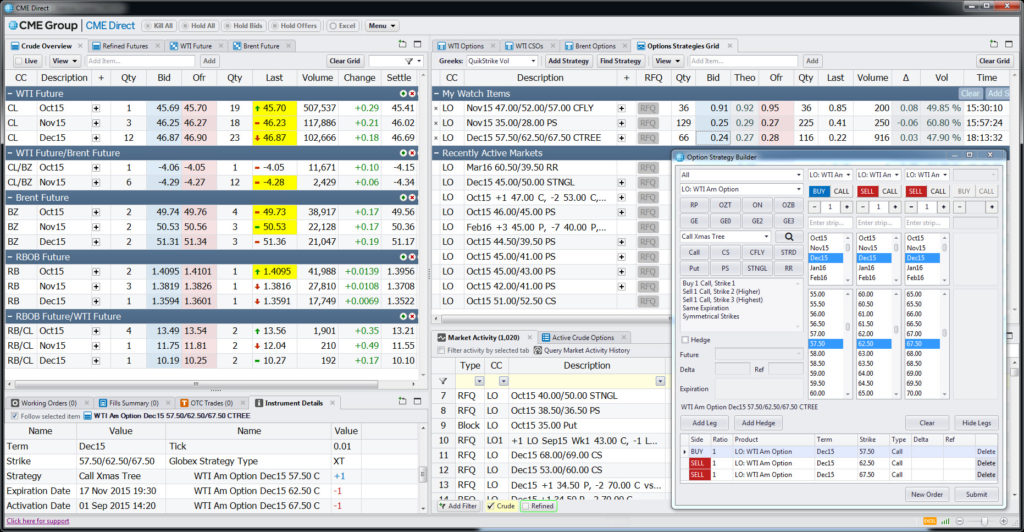 CME Direct for Trader
